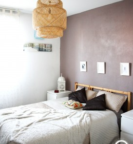 chambre cocooning et cosy