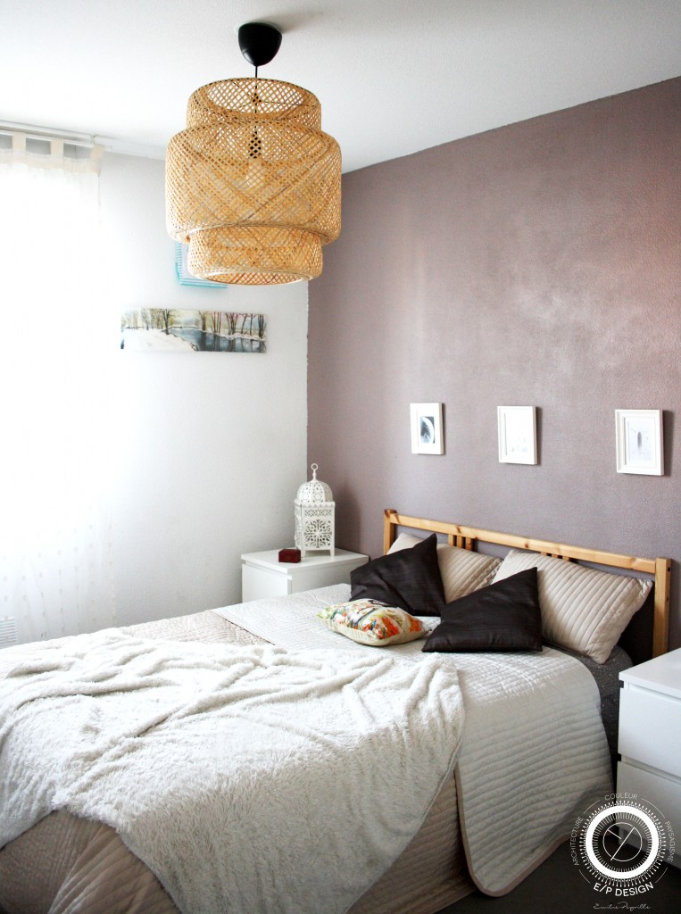 chambre cocooning simple fabulous idees deco chambre parentale m deco chambre parentale idee. Black Bedroom Furniture Sets. Home Design Ideas